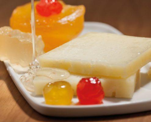 formaggio e confettura