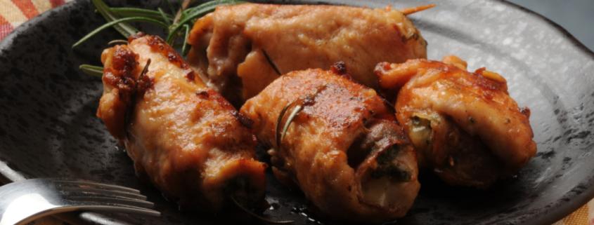 Involtini di manzo ripieni di Pecorino Toscano DOP